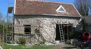 Maison Pierre 77 : r novation maison en pierre claye souilly 77 agence ~ Melissatoandfro.com Idées de Décoration