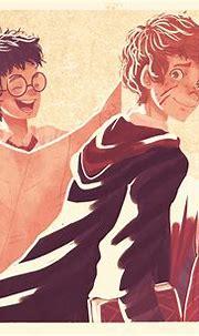 Marauders Harry Potter Fan Art Wallpaper