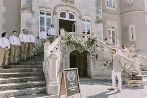 wedding decor rich escape to the château