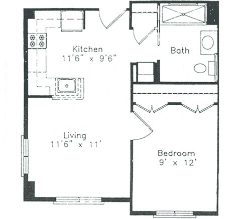 small 1 bedroom house plans high resolution small one bedroom house plans 7 small one