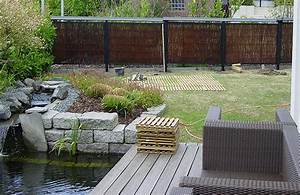 Japanische Gärten Selbst Gestalten : wohnen im zengarten japangarten in hannover mit koiteich ~ Sanjose-hotels-ca.com Haus und Dekorationen