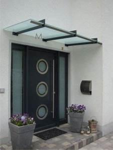 Vordach Haustür Mit Seitenteil : vordach dessau mit integrierter rinne zuk nftige projekte ~ Buech-reservation.com Haus und Dekorationen