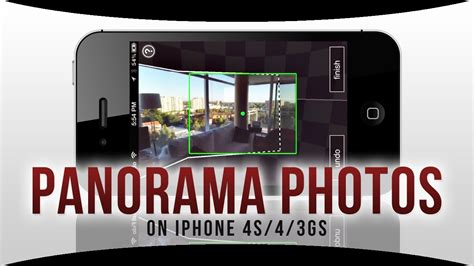 how to take a panorama on iphone how to take panorama photos on iphone 4s 4 3gs without ios