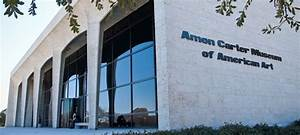 $20 Million To Amon Carter, The Museum's Biggest Gift Ever ...