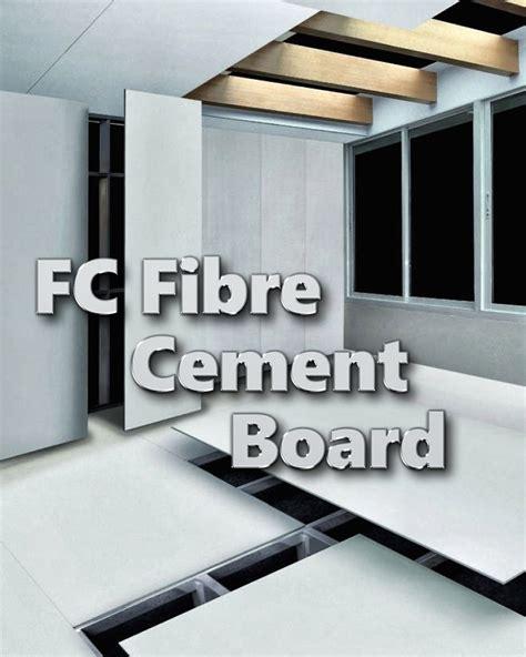 cellulose fibre cement flat sheetcfc boardcrc board