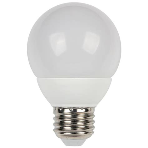 using led lights in enclosed fixtures ge 60 watt incandescent g40 globe soft white light bulb