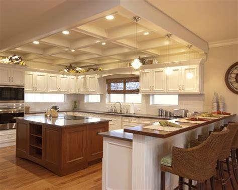 Kitchen Ceiling Design Pictures  Houzz
