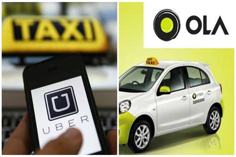 Delhi Ola, Uber Drivers Might Go Off Road Tomorrow