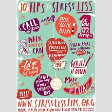 Stress Less Tips Wayahead