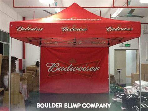 pop  event tents     advertising  boulder blimp company