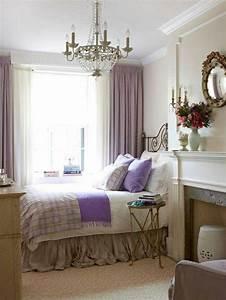 Deko Für Schlafzimmer : schlafzimmer gardinen lila verschiedene ideen f r die raumgestaltung inspiration ~ Sanjose-hotels-ca.com Haus und Dekorationen