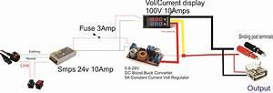 Diy Bench Power Supply  Single Channel