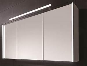 Bad Spiegelschrank 100 Cm Breit : puris linea sps b 130 cm badm bel g nstig arcom center ~ Bigdaddyawards.com Haus und Dekorationen