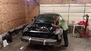 99-04 Mustang 3 8 V6 Engine Installation