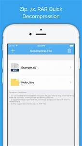 App shopper instant unzip pro open rar zip 7z files for Documents app unzip