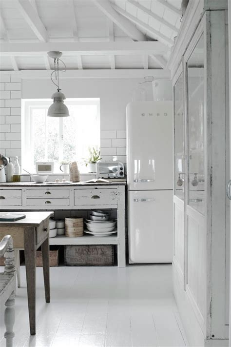 rustic chic kitchen country style chic white country style kitchen White
