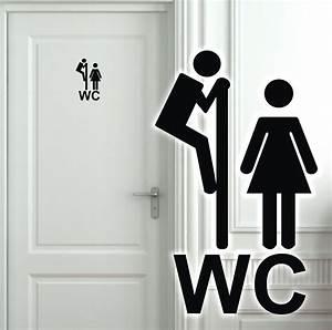 Wandtattoo Wc Sprüche : details zu wandtattoo t raufkleber wc toilette badezimmer flur aufkleber t r klo spr che 5h ~ Markanthonyermac.com Haus und Dekorationen