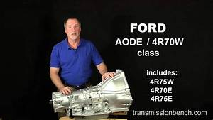 Aode    4r70w Rebuild Class Introduction