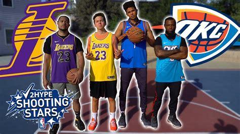 hype  rules nba shooting stars basketball challenge