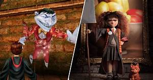 25 things cut from the harry potter that