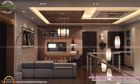 Stair Area, Upper Living, Bedroom Interiors