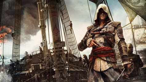 Edward Kenway Assassins Creed Iv Black Flag 3