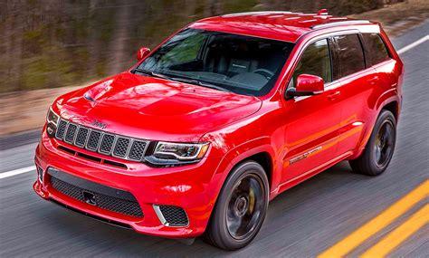 Jeep Grand Cherokee Trackhawk (2017) Preis Autozeitungde