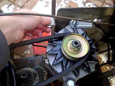 install  alternator   tractor youtube