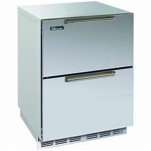 Perlick Refrigerator - HP24RO-5 - Outdoor Compact