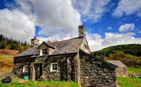 Cottage Wales by Country Cottages The Thatch Find The