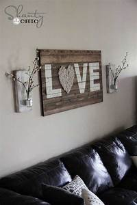 20 recycled pallet wall ideas for enhancing your interior