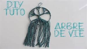 Tuto Attrape Reve Arbre De Vie : diy tuto arbre de vie fa on dreamcatcher youtube ~ Voncanada.com Idées de Décoration