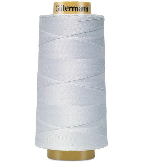 gutermann cotton thread solids 3 281 yd jo