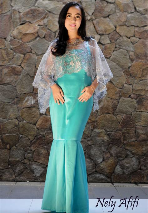 nelyafifi author  wedding dress muslimah designer