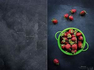 {Weekend DIY} How to paint photo backgrounds for food photography