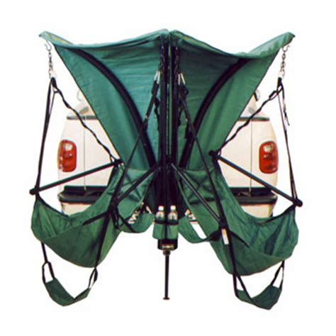 Trailer Hitch Hanging Chairs by Green Eggs Hammocks Trailer Hitch Stand