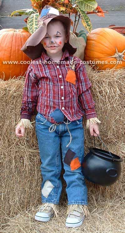Coolest Homemade Scarecrow Costume Ideas For Halloween  H Ween  Pinterest Scarecrows