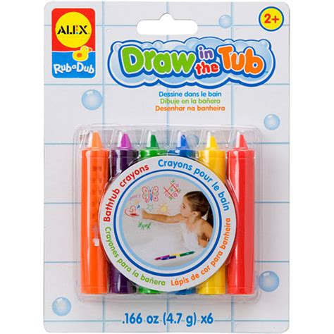 bathtub crayons toys r us alex toys bath draw in the tub crayons timeless toys chicago