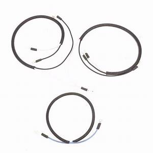 International 300  350 Gas Utility Complete Wire Harness