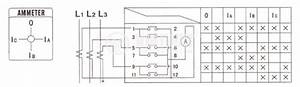 5 Position Rotary Cam Switch Wiring Diagram Rotary 3