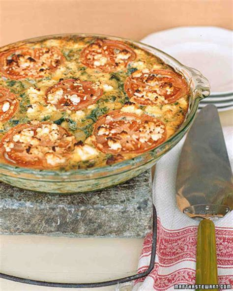 Martha Stewart Zucchini Pie