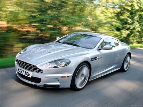 Aston Martin Dbs Lightning Silver Photos Photogallery