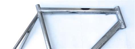 reparation cadre velo alu r 233 paration custom d un v 233 lo en aluminium