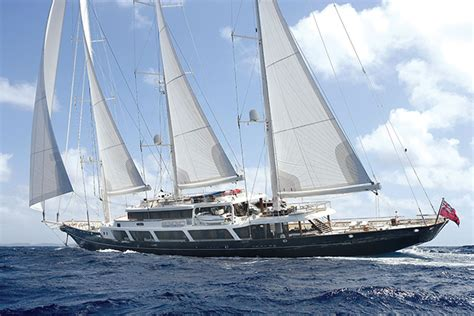 Living On A Boat Sailing The World by 10 Of The Most Expensive Sailing Yachts In The World Ybw
