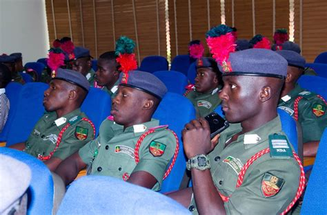 ncc hosts nda cadets  officers