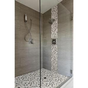 metro charcoal 12 in x 24 in glazed porcelain floor and