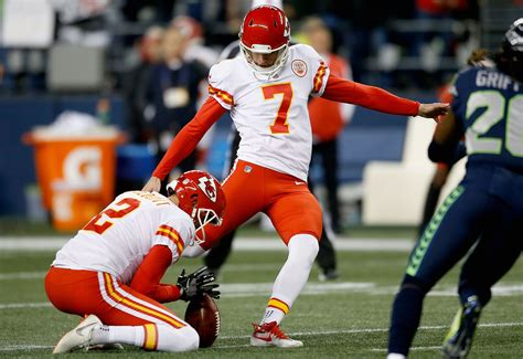 kc chiefs   special teams players  chiefs history