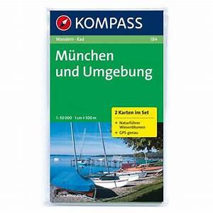 Möbelhaus München Umgebung : kompass m nchen und umgebung wanderkarte online kaufen ~ Orissabook.com Haus und Dekorationen