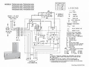 Trane Heat Pump Wiring And Air Handler Diagram