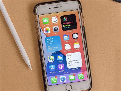 iPhone 6s performance on iOS 14 (Beta) — Apple's five ...